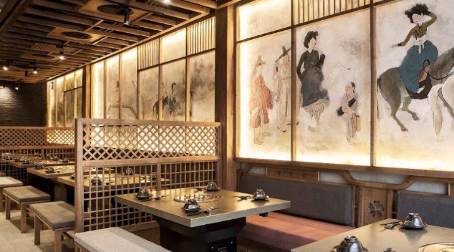 Bangkok Best Korean Restaurants
